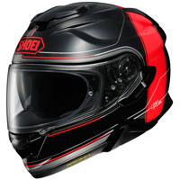 FULL FACE HELMET SHOEI GT AIR 2 CROSSBAR TC1 RED