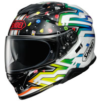 Casco Shoei Gt Air 2 Lucky Charms Tc-10