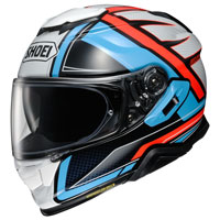 Full Face Helmet Shoei Gt Air 2 Haste Tc-2
