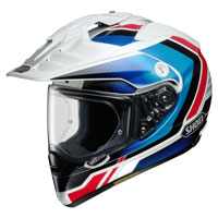 Shoei Hornet Adv Sovereign Tc-10 Blue