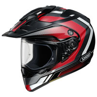 Shoei Hornet Adv Sovereign Tc-1 Rosso