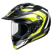 Shoei Hornet Adv Sovereign Tc-3 Yellow
