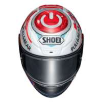 Shoei Nxr Marquez Power Up Tc1