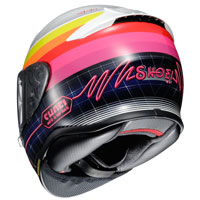 Full Face Shoei Nxr Zork Tc-7