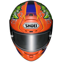 Shoei X-spirit 3 Power Rush Tc-8 - 3