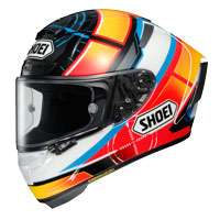 Shoei X-spirit 3 E Angelis Tc1