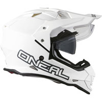 O'neal Sierra Ii Helmet Flat White