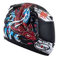 Suomy Apex Jap Black Red