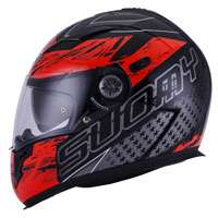 Suomy Halo Drift Red