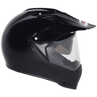 Suomy Mx Tourer Plain Black
