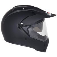 Suomy Mx Tourer Plain Matt Black