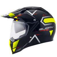 Suomy Mx Tourer Road Yellow