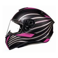 Mt Helmets Targo Doppler A3 Matt Pink