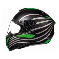 Mt Helmets Targo Doppler A2 Matt Green