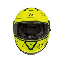 Mt Helmets Thunder 3 Sv Board A0 Yellow