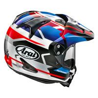 Arai Tour-x 4 Depart Blue Metallic Helmet