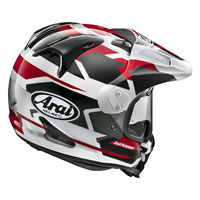 Casco Arai Tour-x 4 Depart Red Metallic
