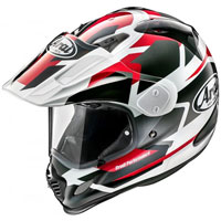 Arai Tour-x 4 Depart Red Metallic Helmet