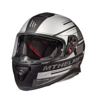 Mt Helmets Thunder 3 Sv Pitlane C2 Grigio