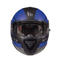Mt Helmets Thunder 3 Sv Pitlane C7 Blue
