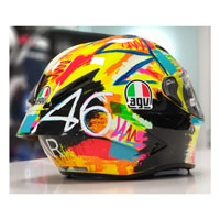Agv Pista Gp-r Valentino Rossi Winter Test 2019