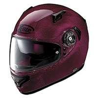 X-lite X-661 Extreme Titantech Tinto N-com Rosso