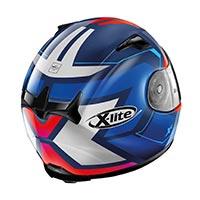 X-lite X-661 Motivator N-com Imperator Blu Red