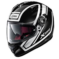 X-lite X-661 Comrade N-com Helmet Metal Black