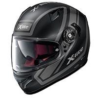 X-lite X-661 Comrade N-com Helmet Flat Black
