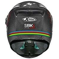 X-lite X-802rr Ultra Carbon Sbk