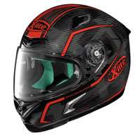 X-lite X-802rr Ultra Carbon Marquetry Rosso