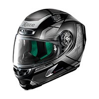X-lite X-803 Agile Helmet Flat Black Grey