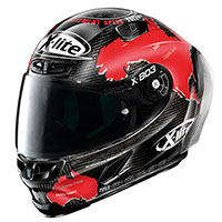 X-lite X-803rs Ultra Carbon Replica Checa Red