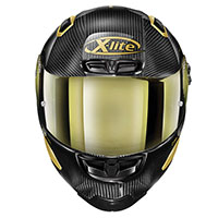 X-lite X-803 Rs Ultra Carbon Golden Edition Oro - 3