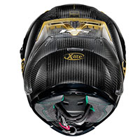 X-lite X-803 Rs Ultra Carbon Golden Edition Oro - 4