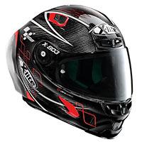 Casque X-lite X-803 Rs Ultra Carbon Moto Gp 20