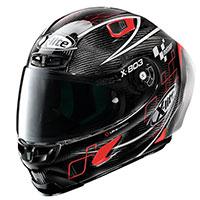 Casco X-lite X-803 Rs Ultra Carbon Moto Gp 20