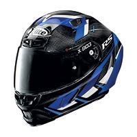 X-lite X-803 Rs Ultra Carbon Motormaster Blu