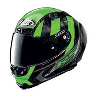 X-lite X-803 Rs Ultra Carbon Wheelie Verde