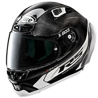 Casco X-lite X-803 Rs Ultra Carbon Hot Lap Bianco