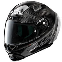 Casco X-lite X-803 Rs Ultra Carbon Hot Lap Nero