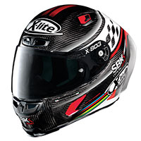 Casco X-lite X-803 Rs Ultra Carbon Sbk