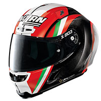 Casco X-lite X-803rs Ultra Carbon Stoner Together
