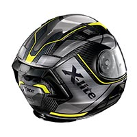 X-lite X-803 Ultra Carbon Agile Black Yellow