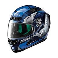 X-lite X-803 Ultra Carbon Agile Teint En Bleu