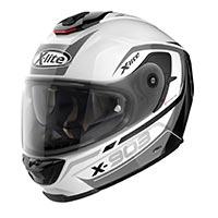 X-lite X-903 Cavalcade N-com Casque Intégral Blanc Noir