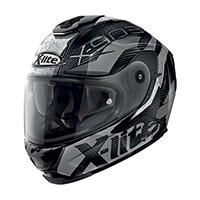 X-lite X-903 Ultra Carbon Barrage N-com Grigio