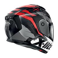 X-lite X-903 Ultra Carbon Barrage N-com Rosso