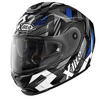 X-lite X-903 Ultra Carbon Creek N-com Nero Blu