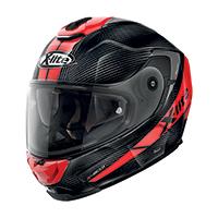 X-lite X-903 Ultra Carbon Grand Tour N-com Rosso